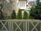 Dunakeszin, 4 + 2 félszobás sorházi lakás 100 m2-es kerttel kiadó! - 18753