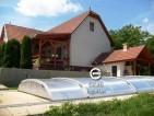 Eladó családi ház úszómedencével Tolmácson. 19.9 M Ft. - 32141