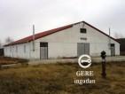 Kiadó ipari ingatlan-hűtőház Kemencén. 500.000 Ft/hó. - 33284